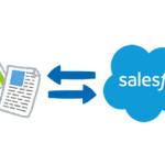 メールや様々な業務データと顧客管理がSalesforceで繋がる!